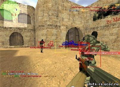 WallHack для Counter Strike 1 6 (БЕЗ ВИРУСОВ) - YouTube